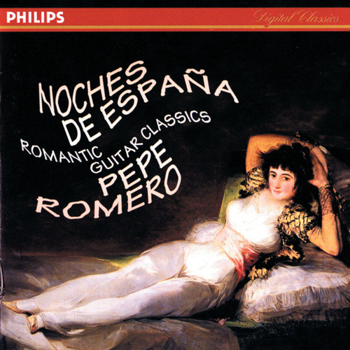 Noches de España by Pepe Romero