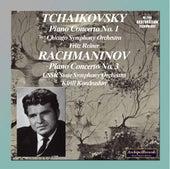 Emil Gilels plays Tschaikowsky and Rachmaninov Piano Concertos de Emil Gilels