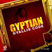 Gyallis Code von Gyptian