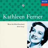 Kathleen Ferrier Vol. 8 - Blow the Wind Southerly de Kathleen Ferrier