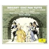 Mozart: Così fan tutte von Various Artists