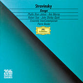 Stravinsky: Songs de Ensemble Intercontemporain