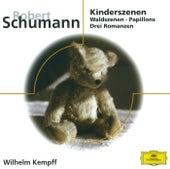 Schumann: Kinderszenen; Waldszenen; Papillons von Wilhelm Kempff