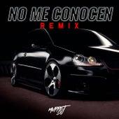 No Me Conocen (Remix) de Muppet DJ