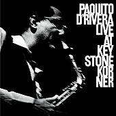 Live At Keystone Korner by Paquito D'Rivera