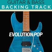Evolution Pop Guitar Backing Track E minor fra Top One Backing Tracks