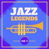 Jazz Legends, Vol. 1 de Various Artists
