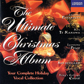 The Ultimate Christmas Album by Dame Joan Sutherland