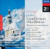 Bach, J.S.: Christmas Oratorio de Elly Ameling