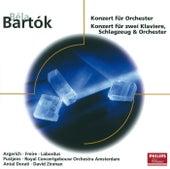 Bartók: Konzert für Orchester; Konzert für zwei Klaviere, Schlagzeug und Orchester von Various Artists