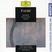 G. Fauré: Requiem op.48 / Dolly Suite op.56 / Pavane op.50 by Philharmonia Orchestra