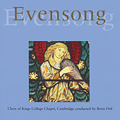 EVENSONG FROM KINGS COLLEGE: DC Decca 1032 de Boris Ord