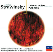 Strawinsky: Feuervogel/Pulcinella by Academy Of St. Martin-In-The-Fields