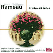 Rameau: Overtures & Suites von Orchestra Of The Age Of Enlightenment