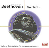 Beethoven: Overtures de Gewandhausorchester Leipzig