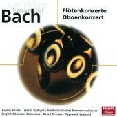 C.P.E. Bach: Flötenkonzerte - Oboenkonzerte von Heinz Holliger