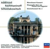 Addinsell; Rachmaninoff; Schostakowitsch: Warschauer Konzert; de Various Artists