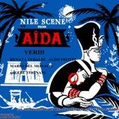 Nile Scene From Aida de Renata Tebaldi