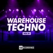 Warehouse Techno, Vol. 01 de Various Artists