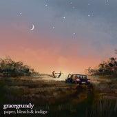 Paper Bleach & Indigo by Grace Grundy