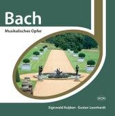Bach: Das Musikalische Opfer by Gustav Leonhardt