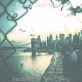 Backdrop for Fine Dining by Smooth Jazz Allstars