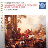 Händel: Sonatas For Woodwind Instruments by Various Artists