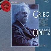 Grieg - Piano Works Vol. 1 by Gerhard Oppitz