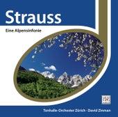 R. Strauss: Eine Alpensinfonie/Festliches Präludium von David Zinman