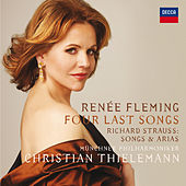 Strauss, R.: Four Last Songs, etc. by Renée Fleming
