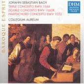J.S. Bach: Concertos by Gustav Leonhardt