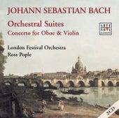 Bach: Orchestral Suites von Ross Pople