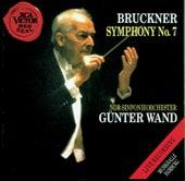 Bruckner - Symphony No. 7 by Günter Wand