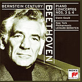 Beethoven : Piano concertos n° 3 & 4 by Glenn Gould