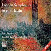Haydn: London Symphonies - Complete Edition von Ross Pople