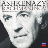 Rachmaninov: Moments Musicaux de Vladimir Ashkenazy