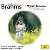 Brahms: Volkslieder von Various Artists