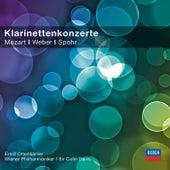 Klarinettenkonzerte - Mozart/Spohr/Weber (Classical Choice) von Ernst Ottensamer