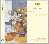 Dvorak: Violin Concerto; Serenade for Strings de Edith Peinemann