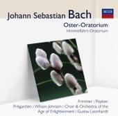 Bach, J.S.: Easter Oratorio/Ascension Oratorio (Audior) von Anthony Robson
