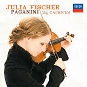 Paganini: 24 Caprices von Julia Fischer