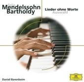 Mendelssohn: Lieder ohne Worte by Daniel Barenboim