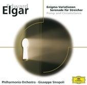 Enigma Variationen, Serenade für Streicher, Pomp and Circumstance von Philharmonia Orchestra
