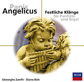 Panis Angelicus - Festliche Klänge für Panflöte de Gheorghe Zamfir