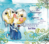Mozart: Marriage of Figaro (International Version) by Karl Böhm