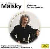 Mischa Maisky Portrait - Virtuose Cellokonzerte von Mischa Maisky