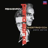 Shostakovich: Solo Piano Works de Vladimir Ashkenazy