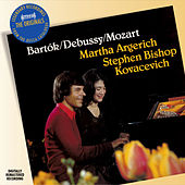 Music for 2 Pianos by Mozart, Debussy & Bartok von Various Artists