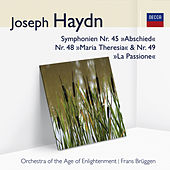 Haydn Symphonien Nr. 45, Nr. 48 & Nr. 49 (Audior) von Orchestra Of The Age Of Enlightenment