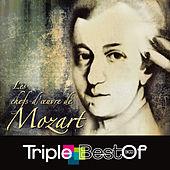 Triple Best Of Chefs-D'Oeuvre De Mozart von Various Artists